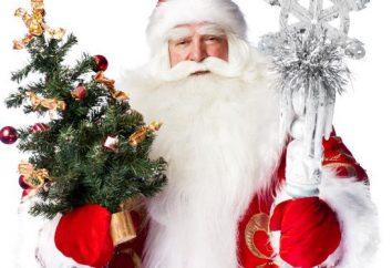 Os funcionários do Papai Noel com suas mãos. Como fazer o pessoal dos materiais à mão?