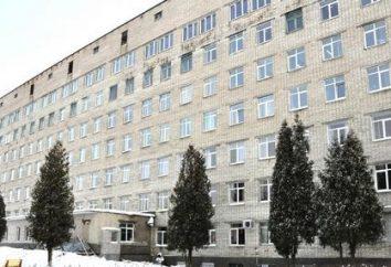 Ospedale Regionale, Velikiy Novgorod. Ospedali in Veliky Novgorod