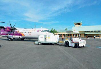 aeropuertos internacionales y regionales en Camboya. Cómo volar a Camboya