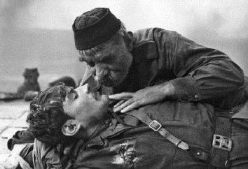 """I migliori film di guerra sovietici: lista. """"Vado a combattere qualche"""" vecchio """""""" Two Soldiers """""""" Allegro fuoco """""""