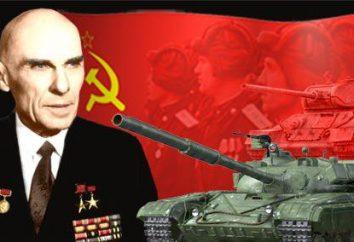 """A-44 Tank """"Merkava"""" próbka w 1941 roku"""