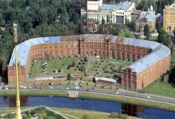 Museo de artillería en San Petersburgo – la misma edad que la ciudad en el Neva