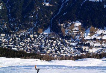 Où se trouve Davos? Davos: attractions