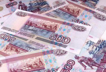 Con quali criteri è differenziata stipendio? La differenziazione dei salari in Russia