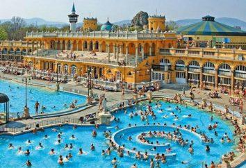 Budapest Hotel (3 stelle, 4 stelle) per bagni termali nel centro e vicino all'aeroporto
