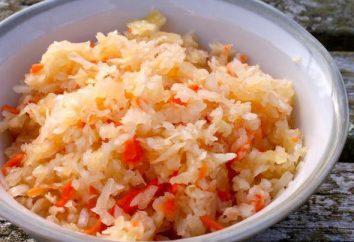 recetas de chucrut Alla Kovalchuk