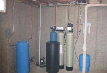 Filtro principale acqua fredda: la revisione, selezione