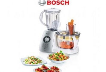 Panoramica Bosch MCM Processor 5529 Prodotti alimentari