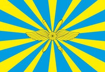 forças aeroespaciais da Rússia. Criação de forças aeroespaciais