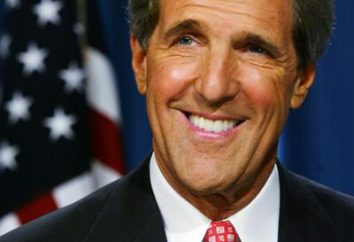 Kerry, John (John Forbes Kerry). Segretario di Stato americano Dzhon Kerri