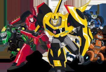 Transformateurs Decepticons et Autobots: théories de la physiologie et les causes de l'inimitié