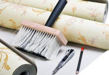 Por onde começar para pendurar papel de parede no quarto? recomendações feitas
