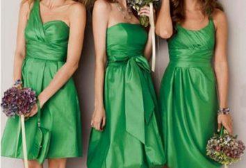 Vestidos de dama: ¿qué son?