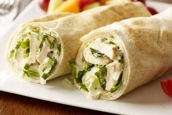 Recette Roll « Caesar »: comment cuisiner?