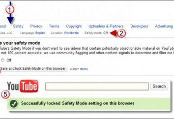 Come disattivare la modalità sicura in Firefox, Android e YouTube