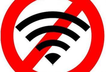 Non è possibile connettersi al WiFi. Problemi comuni e le loro soluzioni