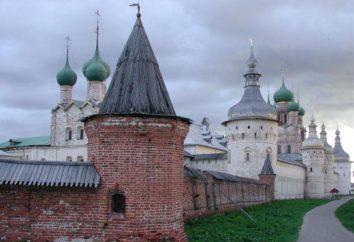 El Kremlin del Gran Rostov: descripción, historia y hechos interesantes