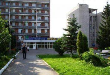 """""""Nowe źródło"""" – sanatorium w Wołogdy"""