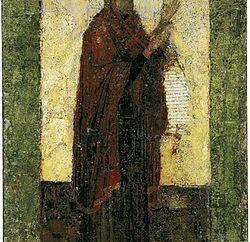 Bogolubskaya Theotokos (foto). Che a pregare?