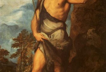 Chi è Ioann Krestitel, e perché si chiama il Battista?