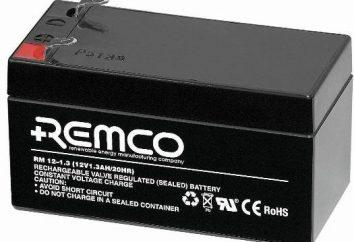 Les batteries au plomb-acide. principe de fonctionnement