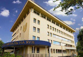 Szpital Kliniczny Yauza adres, specjalizacja i opinie