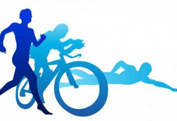 Triathlon: was, Schwimmen und velogonochny Stufen ausgeführt wird. Sommersport