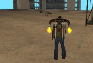 """Codice in materia di armi in """"GTA San Andreas"""" (GTA San Andreas)"""