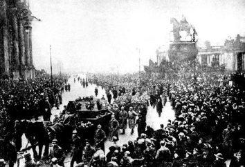 Alemania después de la Primera Guerra Mundial: el desarrollo y la rehabilitación