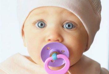 Por que o filho não quer uma chupeta, e como ensinar uma criança para o mamilo?