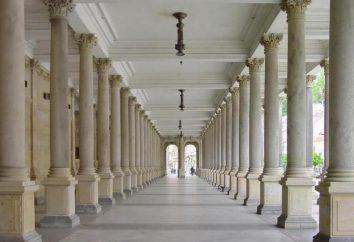 Kolumnada – element architektury