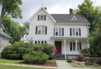 La trama per gli appartamenti in vendita (immobiliare) con uno spillo