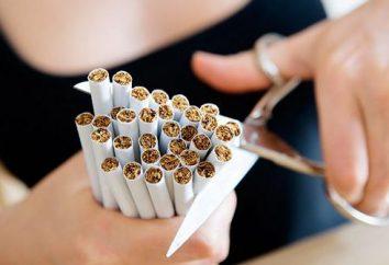 Como parar de fumar sem pílulas e patches? O que ajuda a parar de fumar?