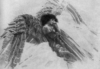 """Lermontov, """"Demon"""": un résumé et une analyse du travail"""