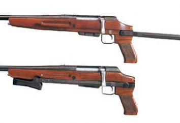 Polowanie gun TOZ-106. TOZ-106: Charakterystyki techniczne, zdjęcia