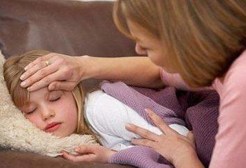 I primi sintomi della meningite nei bambini e negli adulti