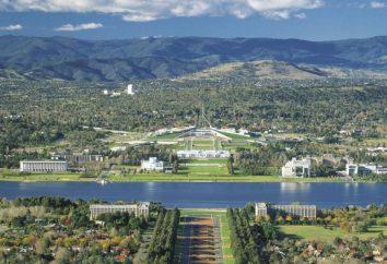 Canberra ist die Hauptstadt von Australien. Canberra: Attraktionen
