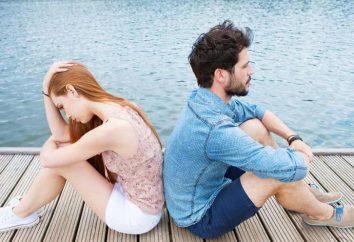 Que peut faire une pause dans la relation?