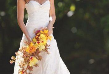 Ślub bukiet storczyków – idealny wizerunek narzeczonej koronie