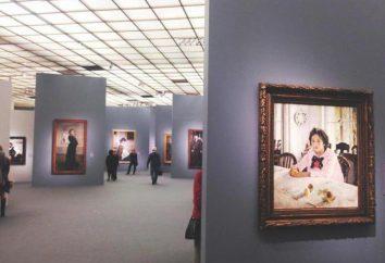 Wystawa malarstwa Sierow na Krymsky Val: opinie, zdjęcia