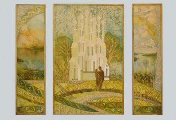 """Powieść """"Katedra"""" Olesia Gonchara charakterystyczne obrazy"""