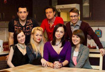Top serie russi: nomi, generi, attori