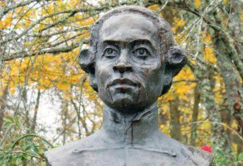Abram Hannibal – African dziadek rosyjski poeta