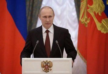 Chi sono i genitori di Putin? La vita dei genitori Vladimira Putina