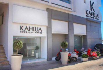Hôtel Kahlua Boutique Hôtel 4 * (Crète, Grèce): photos et commentaires