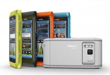 """""""Nokia N8"""": Funkcje telefonu (opinie)"""