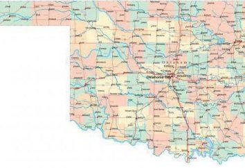 Oklahoma – Estado en América. Descripción, desarrollo, señales, fotos