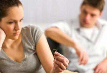 Lorsque le divorce possible par le tribunal sans la présence d'un conjoint?
