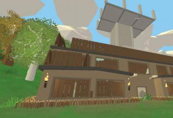 Unturned Come costruire una casa per la protezione contro zombie?