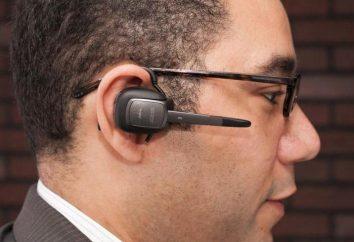 Bluetooth Jabra Supreme: opis, dane techniczne, instrukcje, opinie